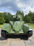 Soviet wheeled-tracked fast tank BT-5 Stock Photo