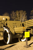 Soviet World War II  122mm howitzer M1910/30 Royalty Free Stock Image