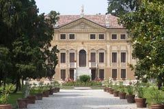 Sovizzo (Vicenza, Veneto, Italië), Villa Curti Stock Afbeeldingen