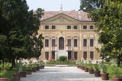 Sovizzo (Vicenza, Veneto, Italia), villa Curti Immagini Stock