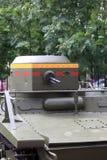Sovjet amfibische lichte tank Royalty-vrije Stock Afbeeldingen