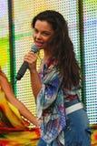 """Sovjet en Russische pop zanger van Natasha Koroleva †de"""" en actrice van Oekraïense oorsprong royalty-vrije stock afbeelding"""