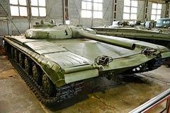 Sovjet experimenteel Voorwerp 775 van de rakettank royalty-vrije stock foto