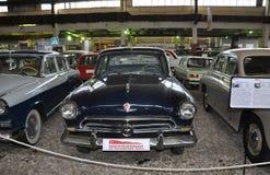 Sovjet retro auto GAZ 21 Volga Stock Afbeelding