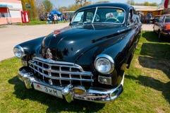 Sovjet retro limousine zim-12 Stock Afbeelding