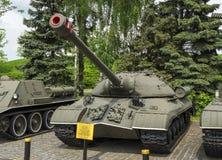 IS3 sovjet Zware Tank Stock Foto