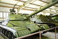 Sovjet zware tank t-10 Royalty-vrije Stock Afbeelding