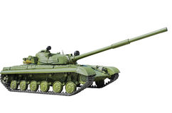 Sovjetisk behållare för huvudsaklig strid T 64 Royaltyfri Foto