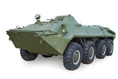 Sovjetisk bepansrad personalbärare BTR-70 Royaltyfria Foton