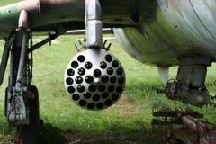Sovjetisk raketlouncher Fotografering för Bildbyråer