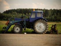 sovjetisk traktorunion Royaltyfri Foto