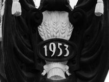 Sovjetiska Ryssland 1953 - sörja Royaltyfria Foton