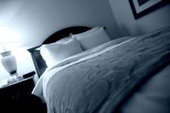 sovrum arkivfoton