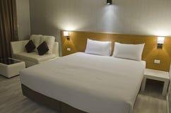 Sovrum för natt en Royaltyfri Fotografi