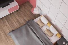 Sovruminre för modern design Top beskådar vektor illustrationer