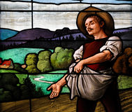 Sower Stock Images