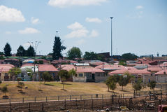 soweto lizenzfreies stockfoto