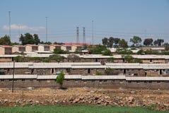 Soweto schroniska Zdjęcie Stock