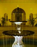 sowiciecka fontanny wody. obraz stock