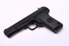 Sowieci pistolet Zdjęcie Stock