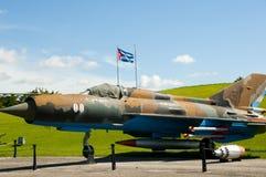 Sowjet Jet Fighter Plane lizenzfreie stockbilder
