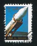 Sowjet Rocket lizenzfreies stockfoto