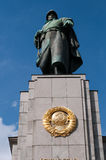 The Sowjetische Ehrenmal (Soviet Memorial) Stock Photos