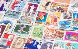 Sowjetischer Hintergrund Lizenzfreies Stockbild