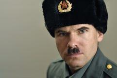 Sowjetischer Militäroffizier Lizenzfreies Stockfoto