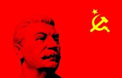 Sowjetischer Retro- Hintergrund Lizenzfreies Stockbild