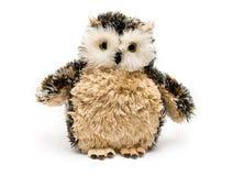 sowy zabawka Zdjęcie Stock