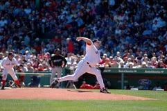 sox schilling boston краткий красный Стоковые Изображения RF