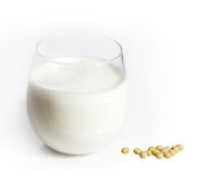 Soy Bean and Milk Stock Photos