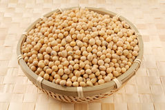 Soy beans Stock Photography