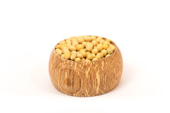 Soy beans Royalty Free Stock Photos