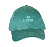 Soy Biodiesel Cap Royalty Free Stock Photos