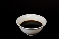 Soy cup Royalty Free Stock Photos