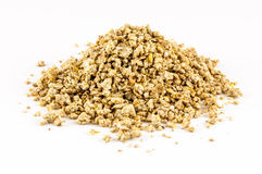 Soy expanded animal farm feed Royalty Free Stock Photo