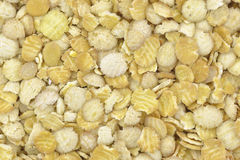 Soy flakes Royalty Free Stock Image