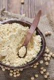 Soy Flour Royalty Free Stock Photo