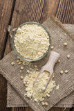 Soy Flour Royalty Free Stock Photography
