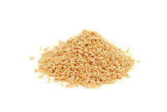 Soy granules Stock Photo