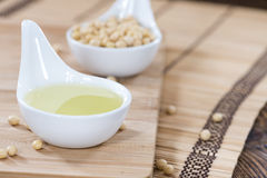 Soy Oil Royalty Free Stock Images