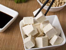 Soy products assortment Stock Image