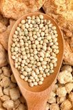 Soy protein Royalty Free Stock Image