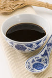 Soy sauce. Royalty Free Stock Photo