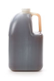 Soy Sauce Bottle Stock Photo