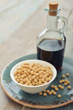 Soy sauce Stock Images
