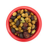 Soy Trail Mix Royalty Free Stock Photography