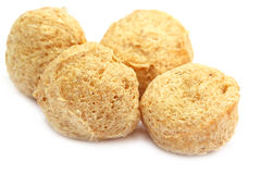 Soya balls Royalty Free Stock Photo